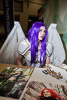A well-known presence in the Magic community, Christine Sprankle cosplays as Magic: The Gathering characters to the amusement of fans. However, when she began attending events she was only one of few women, she said. &quot;The backlash was unreal. Pure hatred.&quot; In the last few years she has seen significant improvements. &quot;There are growing pains,&quot; she said, &quot;but it's changing for the better.&quot;<br /> <br /> <br /> Danny Ghitis for Bloomberg Businessweek