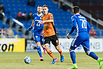 Brisbane Roar Midfielder Thomas Kristensen in action during the AFC Champions League 2017 Group E match between Ulsan Hyundai FC (KOR) vs Brisbane Roar (AUS) at the Ulsan Munsu Football Stadium on 28 February 2017 in Ulsan, South Korea. Photo by Victor Fraile / Power Sport Images