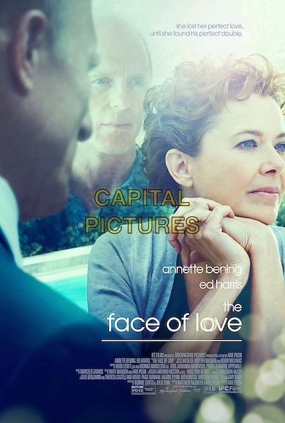 POSTER ART<br /> in The Face of Love (2013) <br /> *Filmstill - Editorial Use Only*<br /> CAP/FB<br /> Image supplied by Capital Pictures