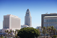Los Angeles City Hall and Civic Center