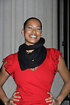 Kearran Giovanni - One Life To Live (2010 Holiday Party) was starring in Broadway's Catch Me If You Can until she was injured on March 15, 2011 in New York City, New York. (Photo by Sue Coflin/Max Photos)