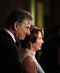 Paul Pelosi, Nancy Pelosi attending the 35th Kennedy Center Honors at Kennedy Center in Washington, D.C. on December 2, 2012