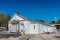 Dzintari concert hall, Jurmala, Latvia