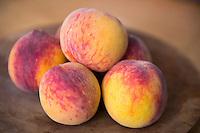 Durazno, peach. Fruta, fruit.