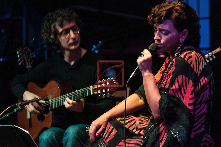 Franca Masu at Sala El Sielu