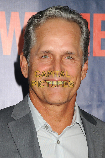 17 July 2014 - West Hollywood, California - Gregory Harrison. CBS, CW, Showtime Summer Press Tour 2014 held at The Pacific Design Center. <br /> CAP/ADM/BP<br /> &copy;Byron Purvis/AdMedia/Capital Pictures