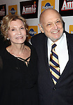 Barbara Strouse & Charles Strouse attending the Broadway Opening Night Performance of 'Annie' at the Palace Theatre in New York City on 11/08/2012