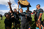 Rugby League - Secondary Schools Nationals Final, 8 September 2017