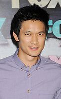 WEST HOLLYWOOD, CA - JULY 23: Harry Shum Jr. arrives at the FOX All-Star Party on July 23, 2012 in West Hollywood, California. / NortePhoto.com<br />