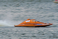"Gene DeFalco, S-80 ""On The Edge"" (2.5 Litre Stock hydroplane(s)"