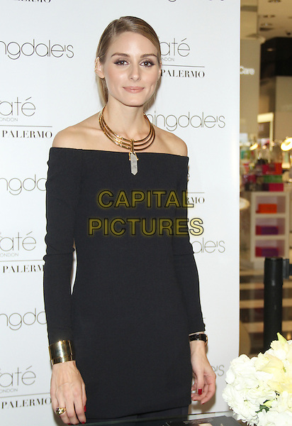 NEW YORK, NY - NOVEMBER 5: Olivia Palermo Ciate London's guest Creative Director of Olivia Palermo / Ciate Collection in store appearance at Bloomingdale's in New York City on November 5, 2015. <br /> CAP/MPI/RW<br /> &copy;RW/MPI/Capital Pictures