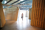 Akademie im Jüdischen Museum Berlin im Eric F. Ross Bau.