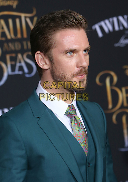02 March 2017 - Hollywood, California - Dan Stevens. Disney's &quot;Beauty and the Beast' World Premiere held at El Capitan Theatre.   <br /> CAP/ADM/FS<br /> &copy;FS/ADM/Capital Pictures
