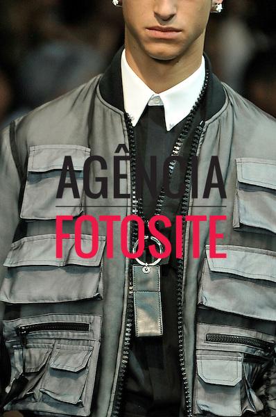 Paris, Franca &ndash; 06/2014 - Desfile de Givenchy durante a Semana de moda masculina de Paris - Verao 2015. <br /> Foto: FOTOSITE