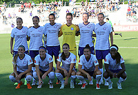 Boyds, MD. - Saturday, June 23  2018: The Orlando Pride defeated the Washington Spirit 1-0 in a NWSL match at the Maryland SoccerPlex.