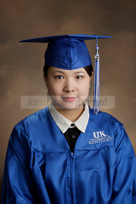 Meng, Luxi photographed during the Feb/Mar, 2013, Grad Salute in Lexington, Ky.