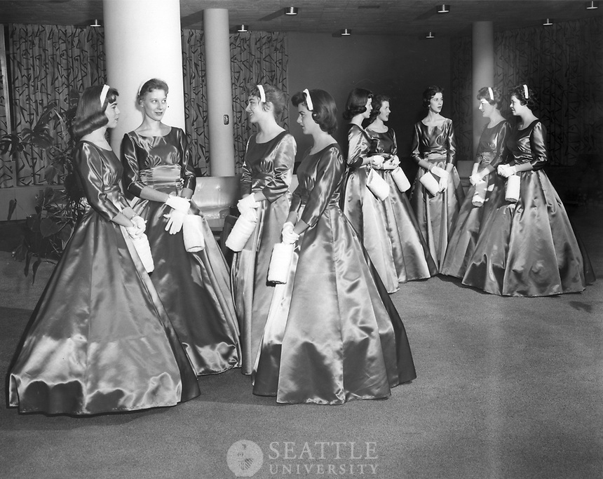 Seattle University historical photo