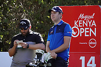 Stephen Brown (ENG) during previews ahead of the Magical Kenya Open presented by ABSA, Karen Country Club, Nairobi, Kenya. 13/03/2019<br /> Picture: Golffile | Phil Inglis<br /> <br /> <br /> All photo usage must carry mandatory copyright credit (&copy; Golffile | Phil Inglis)