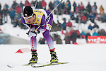 HOLMENKOLLEN, OSLO, NORWAY - March 16: Yoshito Watabe of Japan (JPN) during the cross country 15 km (2 x 7.5 km) competition at the FIS Nordic Combined World Cup on March 16, 2013 in Oslo, Norway. (Photo by Dirk Markgraf)