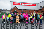 At the Garvey Supervalu Operation Transformation walk on Sunday