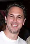 Thomas Sadoski.attending the celebration for Jon Robin Baitz receiving a Caricature on Sardi's Hall of Fame in New York City on 5/31/2012