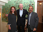 New Jersey Democrats Fundraiser at Governor Phil Murphy's home in Middletown, NJ