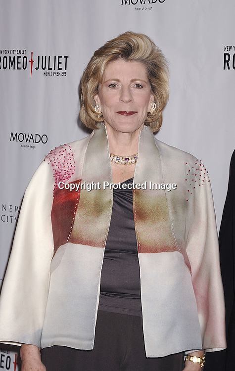 Agnes Gund..arriving at The New York City Ballet Annual Spring Gala ..on May 1, 2007 at The New York State Theatre. The World Premiere of Romeo and Juliet was danced. ..Robin Platzer, Twin Images......212-935-0770..