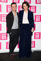 LONDON, UK. January 24, 2019: Andrew Scott &amp; Phoebe Waller Bridge at the &quot;Fleabag&quot; season 2 screening, at the BFI South Bank, London.<br /> Picture: Steve Vas/Featureflash