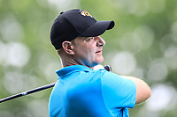 Richard McEvoy (ENG) in action during the first round of the Shot Clock Masters, played at Diamond Country Club, Atzenbrugg, Vienna, Austria. 07/06/2018<br /> Picture: Golffile | Phil Inglis<br /> <br /> All photo usage must carry mandatory copyright credit (&copy; Golffile | Phil Inglis)