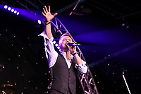 Ronan Keating performs during the after party of the during the Graham Wylie Foundation- Have A Heart- golf day with Lee Westwood and Ronan Keating at Gateshead Hilton England on 10 September 2018. Photo by Thomas Gadd.