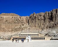 EGY, Aegypten, Theben-West: Hatshepsut Tempel | EGY, Egypt, Theben-West: Hatshepsut Temple