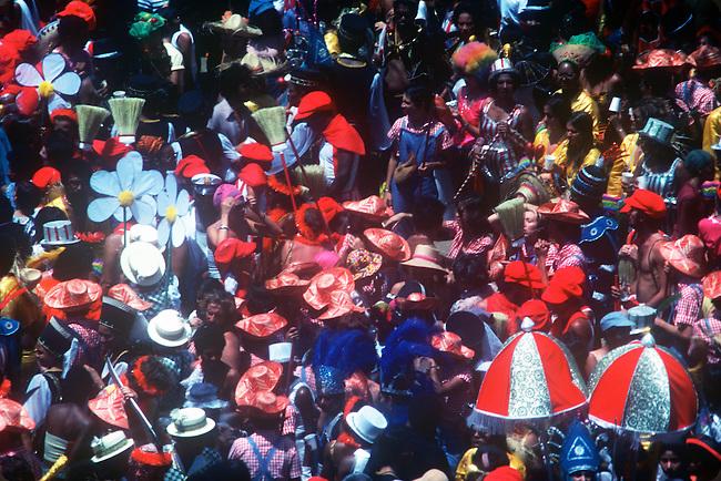 Mardi Gras, Port-au-Spain, Trinidad, Caribbean..