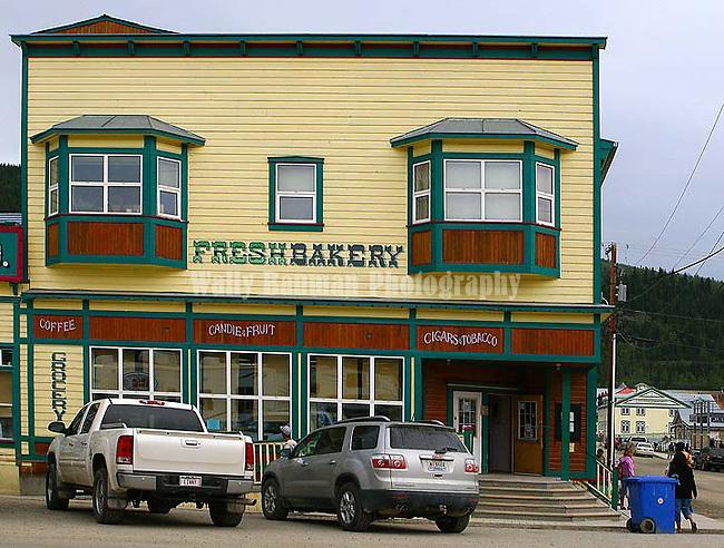 Dawson City 2010, THE YUKON TERRITORY, CANADA, The Bakery