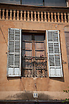 Upstairs windows and shutters, Arta, Mallorca