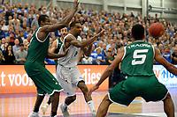 LEEK - Basketbal, Donar - Le Portel, Europe Cup, seizoen 2017-2018, 18-10-2017,  Donar speler Jason Dourisseau