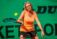 Hilversum, The Netherlands,  August 23, 2019,  Tulip Tennis Center, NSK, Annemieke Kalf (NED)<br /> Photo: Tennisimages/Henk Koster
