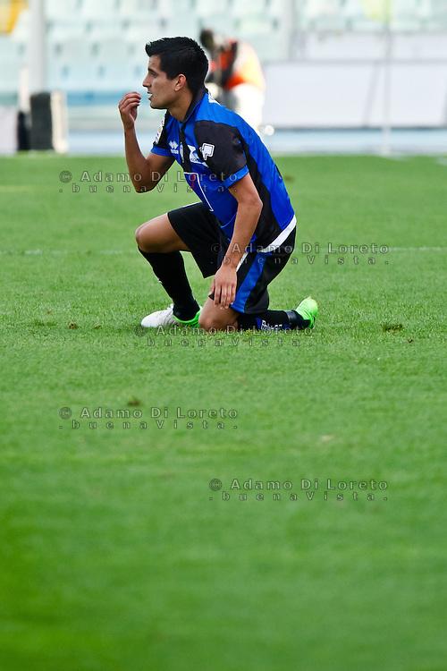 PESCARA (PE) 28/10/2012:  CALCIO SERIE A PESCARA - ATALANTA 0 - . NELLA FOTO MORALEZ MAXI ATALANTA .  FOTO A.DILORETO