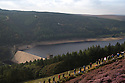 21/09/14 <br /> <br /> The last two airworthy Lancaster bombers in the world  fly over Derwent Dam, in the Derbyshire Peak District, echoing the famous Dambusters raid practised there.<br /> <br /> One of the Lancasters is normally based in Canada, but has been reunited with her Lincolnshire sister for a series of events in the UK.<br /> <br /> The Derwent flypast is partly a tribute to the Canadian men who gave their lives in World War Two.<br /> <br /> <br /> <br /> All Rights Reserved - F Stop Press.  www.fstoppress.com. Tel: +44 (0)1335 300098
