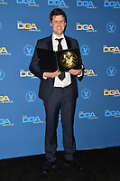 LOS ANGELES, CA. February 02, 2019: Jack Jameson at the 71st Annual Directors Guild of America Awards at the Ray Dolby Ballroom.<br /> Picture: Paul Smith/Featureflash