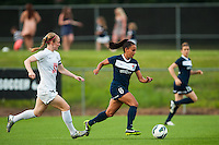Sky Blue FC midfielder Taylor Lytle (6). Sky Blue FC and FC Kansas City played to a 2-2 tie during a National Women's Soccer League (NWSL) match at Yurcak Field in Piscataway, NJ, on June 26, 2013.