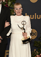 """ABC, DISNEY TV STUDIOS, FX, HULU, & NATIONAL GEOGRAPHIC 2019 EMMY AWARDS NOMINEE PARTY: Patricia Arquette attends the """"ABC, Disney TV Studios, FX, Hulu & National Geographic 2019 Emmy Awards Nominee Party"""" at Otium on September 22, 2019 in Los Angeles, California. (Photo by PictureGroup/Walt Disney Television)"""