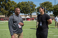 Stanford Football Pro Day, March 23, 2017