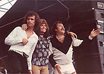 Uriah Heep, Pete Goalby, Bob Daisley, Lee Kerslake, Castle Donnington Monsters of Rock 1982 Donnington 1982