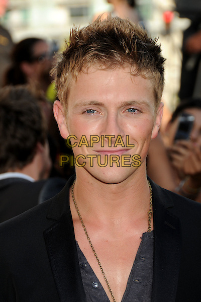 "CHARLIE BEWLEY .""The Twilight Saga: Eclipse"" Los Angeles Premiere at the 2010 Los Angeles Film Festival held at Nokia Theatre LA Live, Los Angeles, California, USA, 24th June 2010..portrait headshot black .CAP/ADM/BP.©Byron Purvis/AdMedia/Capital Pictures."