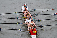 Crew: 150 City of Oxford Rowing Club C<br /> <br /> Women's Head of the River (WeHoRR) 2017<br /> <br /> To purchase this photo, or to see pricing information for Prints and Downloads, click the blue 'Add to Cart' button at the top-right of the page.