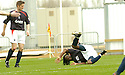 02/04/2005         Copyright Pic : James Stewart.File Name : jspa06_falkirk_v_st_johnstone.RUSSELL LATAPY TAKES A TUMBLE AFTER HE SCORES FOR FALKIRK.....Payments to :.James Stewart Photo Agency 19 Carronlea Drive, Falkirk. FK2 8DN      Vat Reg No. 607 6932 25.Office     : +44 (0)1324 570906     .Mobile   : +44 (0)7721 416997.Fax         : +44 (0)1324 570906.E-mail  :  jim@jspa.co.uk.If you require further information then contact Jim Stewart on any of the numbers above.........A