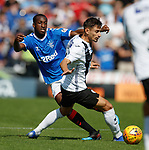 25.08.2019 St Mirren v Rangers: Glen Kamara and Ilkay Durmus
