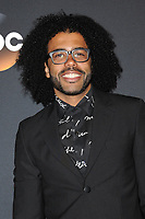 www.acepixs.com<br /> May 16, 2017  New York City<br /> <br /> Daveed Diggs attending arrivals for the ABC Upfront Event 2017 at Lincoln Center David Geffen Hall on May 16, 2017 in New York City.<br /> <br /> Credit: Kristin Callahan/ACE Pictures<br /> <br /> <br /> Tel: 646 769 0430<br /> Email: info@acepixs.com