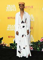 "01 August 2019 - Los Angeles, California - Griffin Matthews. Netflix's ""Dear White People"" Season 3 Los Angeles Premiere held at TRegal Cinemas LA Live. Photo Credit: Birdie Thompson/AdMedia"