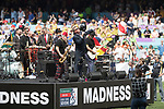 Madness' performance during the HSBC Hong Kong Rugby Sevens 2017 on 08 April 2017 in Hong Kong Stadium, Hong Kong, China. Photo by Chris Wong / Power Sport Images